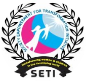 SETI - Empowering Women and Children-Health  - Education - Empowerment